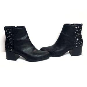 Sam Edelman Jaimee Studded Ankle Booties Size 10
